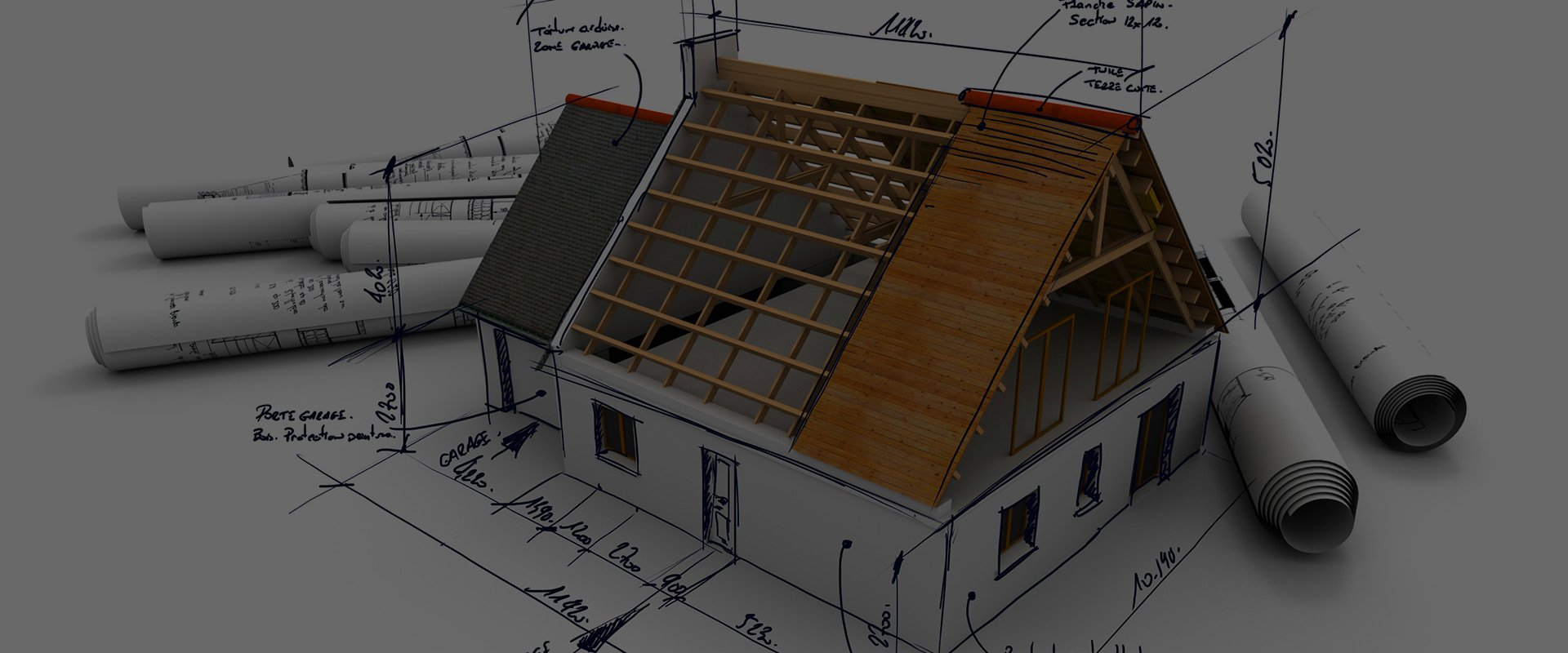 Roofing company plans & blueprints