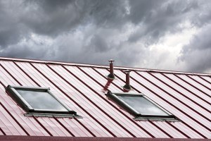 The Ventilation Of Metal Roofs
