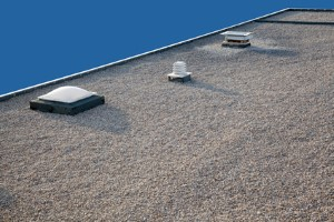 flat roofing professional